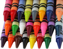 Piles de crayon images stock