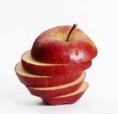 piles de pomme Photographie stock libre de droits