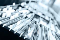 Piles des fichiers