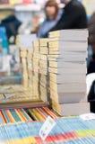 Piles des livres Images stock