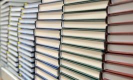 Piles des livres Photo stock