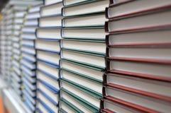 Piles des livres Photographie stock libre de droits