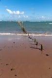 Piles of fishermen Stock Photos