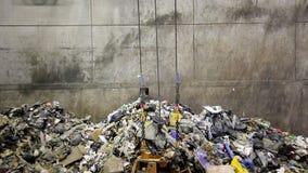 Piles of garbage Stock Image