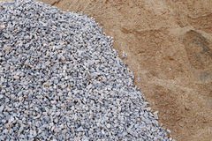 Free Piles Gravel And Sand Royalty Free Stock Photo - 42663145
