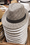 Piles of tribly hats Royalty Free Stock Photo