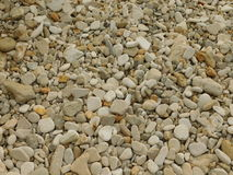 Piles of stones and rocks Stock Photos