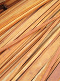 Piles of Wood Stock Images