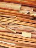 Piles of Wood Royalty Free Stock Photo