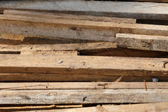 Piles of Wood. Timber wood wall texture background royalty free stock images