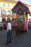Pilgimage in Dos Hermanas Seville 42 Royalty-vrije Stock Foto's