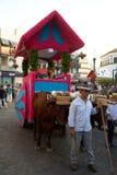 Pilgimage in Dos Hermanas Seville 48 Royalty-vrije Stock Fotografie