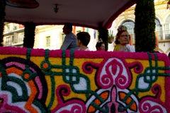 Pilgimage in Dos Hermanas Seville 52 Stock Afbeelding