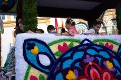 Pilgimage em Dos Hermanas Seville 37 Imagens de Stock Royalty Free
