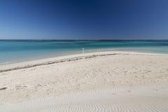 Pilgramana strand Arkivbilder