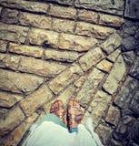 pilgrim Fotografia Stock