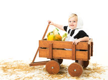 Pilgrim Baby Stock Photos