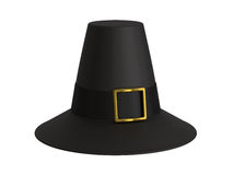 Pilgrim hat Royalty Free Stock Image