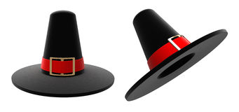Pilgrim hat Stock Image
