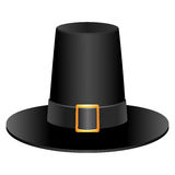 Pilgrim hat Royalty Free Stock Photos