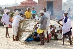 Pilgrim for the Megha Mela of Konark Royalty Free Stock Image