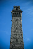 Pilgrim Monument Tower Stock Photo