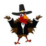 Pilgrim turkey Stock Photography
