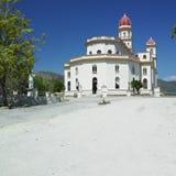Pilgrimage basilaca in El Cobre Stock Photos