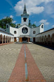 The pilgrimage church. Stock Photography