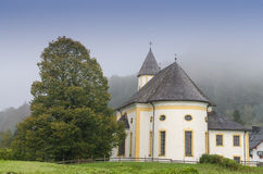 Pilgrimage church Maria Ettenberg Stock Image