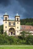 The pilgrimage church Mater Dolorosa in Bad Rippoldsau-Schapbach Royalty Free Stock Images