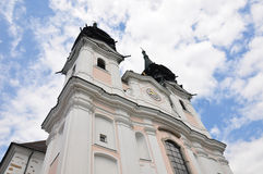 Pilgrimage church Poestlingberg, Linz, Austria Stock Image