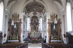 Pilgrimage Church Saint Mary Royalty Free Stock Photo