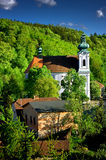 Pilgrimage Church of the Virgin Mary. Royalty Free Stock Image