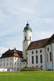 The Pilgrimage Church of Wies Stock Photo