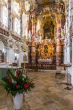 Pilgrimage Church of Wies Germany Royalty Free Stock Photography