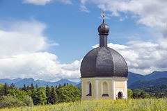 Pilgrimage church Wilparting Stock Photo
