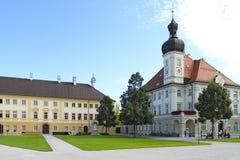 Pilgrimage village Altoetting, Bavaria Stock Photo
