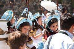 Pilgrims Royalty Free Stock Image