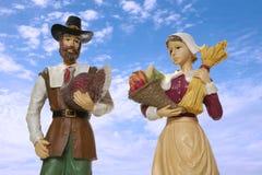 Pilgrims Stock Images