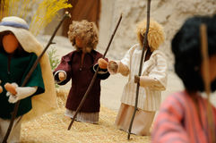 pilgrims Fotografie Stock