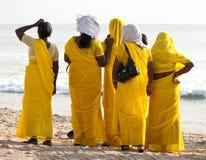 Pilgrims on the annual Sivagiri Pilgrimage Stock Photos
