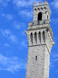 Pilgrims Monument stock photo