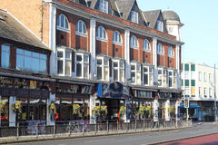 The pilgrims Progress Public house, Bedford Royalty Free Stock Image