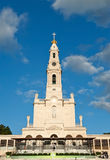 The pilgrims and visitors of Fatima Stock Photography