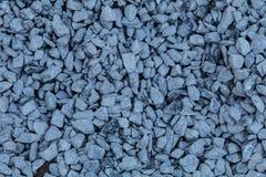 Pilha da rocha azul do granito da construção imagem de stock royalty free