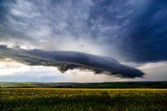 Pilha da tempestade do verão Imagens de Stock Royalty Free