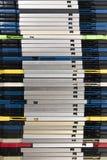 pilha das disquetes fotos de stock royalty free