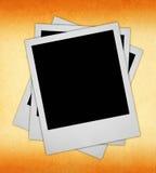 Pilha das fotografias Fotos de Stock