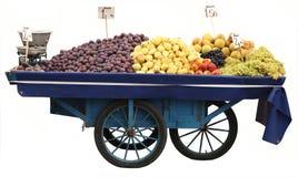 Pilha das frutas Foto de Stock
